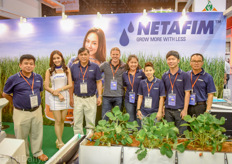 Netafim Asia experienced a lot of growth in the ASEAN markets. Ronen Skiabianskys explained that they built about 100 hectares of greenhouses in Vietnam last year.