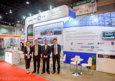Also Chinese greenhouse builder Beijing Kingpeng is expanding its international presence.