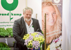 Jürgen von den Driesch from Brandkamp explained that it requires a lot of guidance and technical support to develop good quality floral production in Asia.