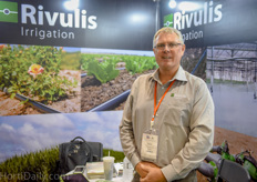 Guy Boyd of Rivulis Australia said that there are many developments going on with sub soil irrigation in row crops in Asia.