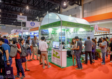 Aside of more international greenhouse builders, there were also a number of new, local greenhouse suppliers present at the trade show.
