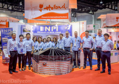 The complete Asian team of NPI water Storage Systems.