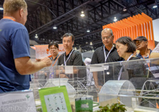 The Asian greenhouse suppliers reported a lot of interest in tropical climate greenhouse structures.