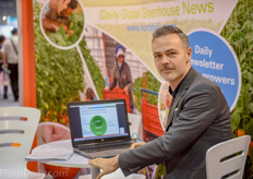 Frank Hollaar of the Dutch Demonursey was exploring the possibilities to establish a small demo nursery in Thailand.