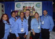 The team of Coosemans New York