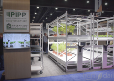 Mobile storage systems brought to you by Greenhaus Industries (PIPP Horticulture)