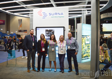 Surna (Climate Systems) with Troy Rippe, Courtney Johnson, Brandy Keen, Jamie English and Porter Norton