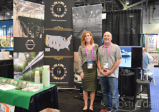Marissa Raymone and Sam Andras of M12 Design Group(Greenhouse)