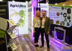 Emil Breza and Group of Agri Ultra featuring their lighting engineering tools to customize cannabis strains