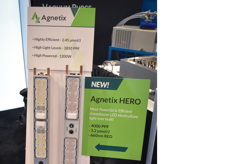 The Agnetix HERO goes up to 4000PPF and is said to be highly efficient.