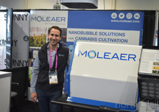 A higher yield thanks to a higher level dissolved oxygen, that's made possible with the Moleaer Nanobubble Generator. Up for launch next year is the Bloom.