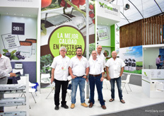 The team of Pelemix. Mexico is a big market for them and they have an office, warehouse and storage in Guadalajara.