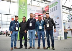 The team of Leyton Greenhouse. They represent Russel IPM, Toro, Sudlac and Priva in Mexico. This year, in 2018, they achied one of their bigger goals, which was; working with the top 3 biggest Mexican growers with Sudlac.