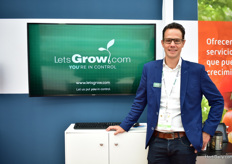 Peter Hendriks of Lets Grow.
