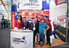 The team of North American Greenhouses.