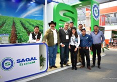 The team of Quimica Sagal.