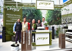 Part of the team of Grupo Inverco, who also distributes Projar products in Mexico.