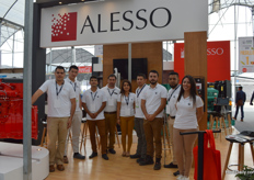 The team of Alesso.