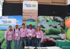 The team of Premier Seeds.