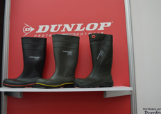 The new thermo boots of Dunlop.