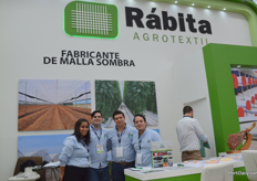 The team of Rabita Agrotextil.