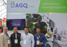 The team of AGQ Labs.