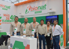 The team of Bionat