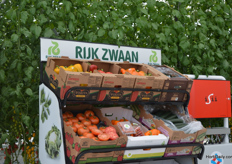 The fruit of Rijk Zwaan.