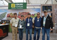 The team of Yksul Tohum.