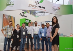 The team of Daymsa.