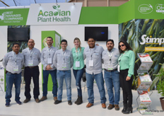 The team of Acadian Plant Health.