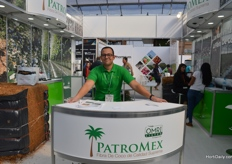 Jorge Pea Robles of PatroMex.