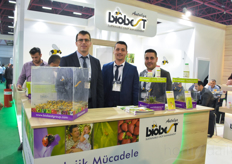 Hasan Yildirim is the area manager for the Middle East Asia with Biobest. The company has production facilities in Turkey to offer product to the Turkish market and to export abroad.