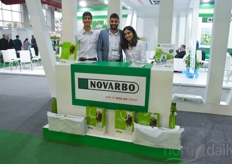 Part of the Novarbo team