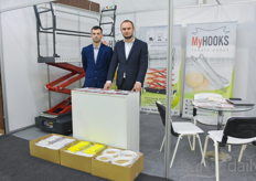 Both the tomato hooks as well as the carts of FPHU Maryniaczyk find their way to Central Asia the Middle East, as well as Karol Korzeniewski MateuszMaryniaczyk. THey are also looking for a new distributor in the Turkish market