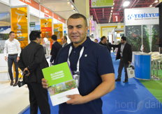 Mohsine Elkhanza is with KG Systems is active in the Middle East.