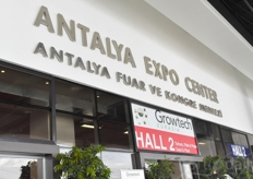 The exhibition was held in the Antalya Expo Center