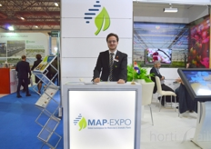 Bart Wolters of MAP-EXPO.