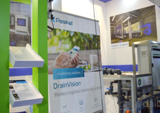 The Paskal DrainVision is promoted, as well as Hoogendoorn installlments