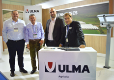The team of Ulma Agrcola.