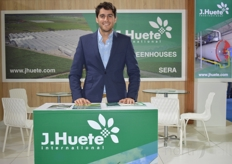 Javier Huete Lzaro of J. Huete International.