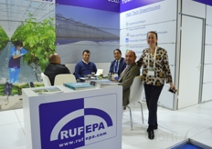 The team of Rufepa.