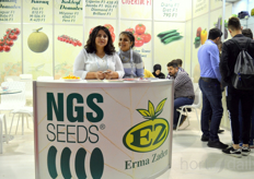 Serikban and Melik of NGS seeds.