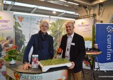 ABZ Seeds: Philip Smits and GBentvelsen