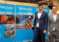 Ton van Gilst Tim Huijben with Viscon