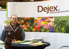 Jason Steels from Dejex