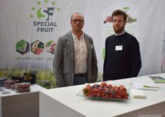 Johan Otto and Tone Vande Sompele, Special Fruit