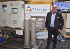 Gaston Pauwels with Trintech