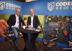 Ben Hoorweg and AndrLuijten from Codema / B-E de Lier.