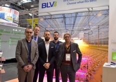 Plenty of reasons for the BLV team to smile!